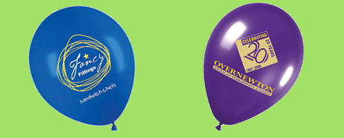 Promotional Products Brisbane | Balloons