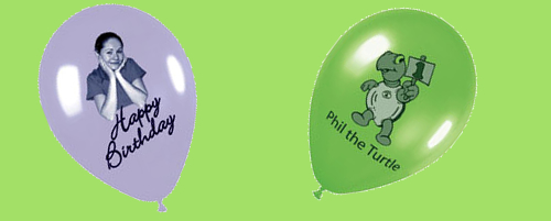 Promotional Products Brisbane | Printed Balloons